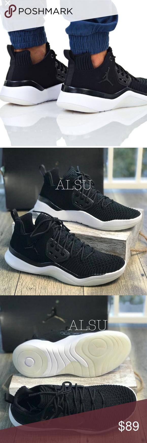 NWT Nike Jordan DNA LX Black M