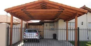 Resultado de imagen para cobertizo de madera p rgolas for Cobertizo de jardin moderno de techo plano
