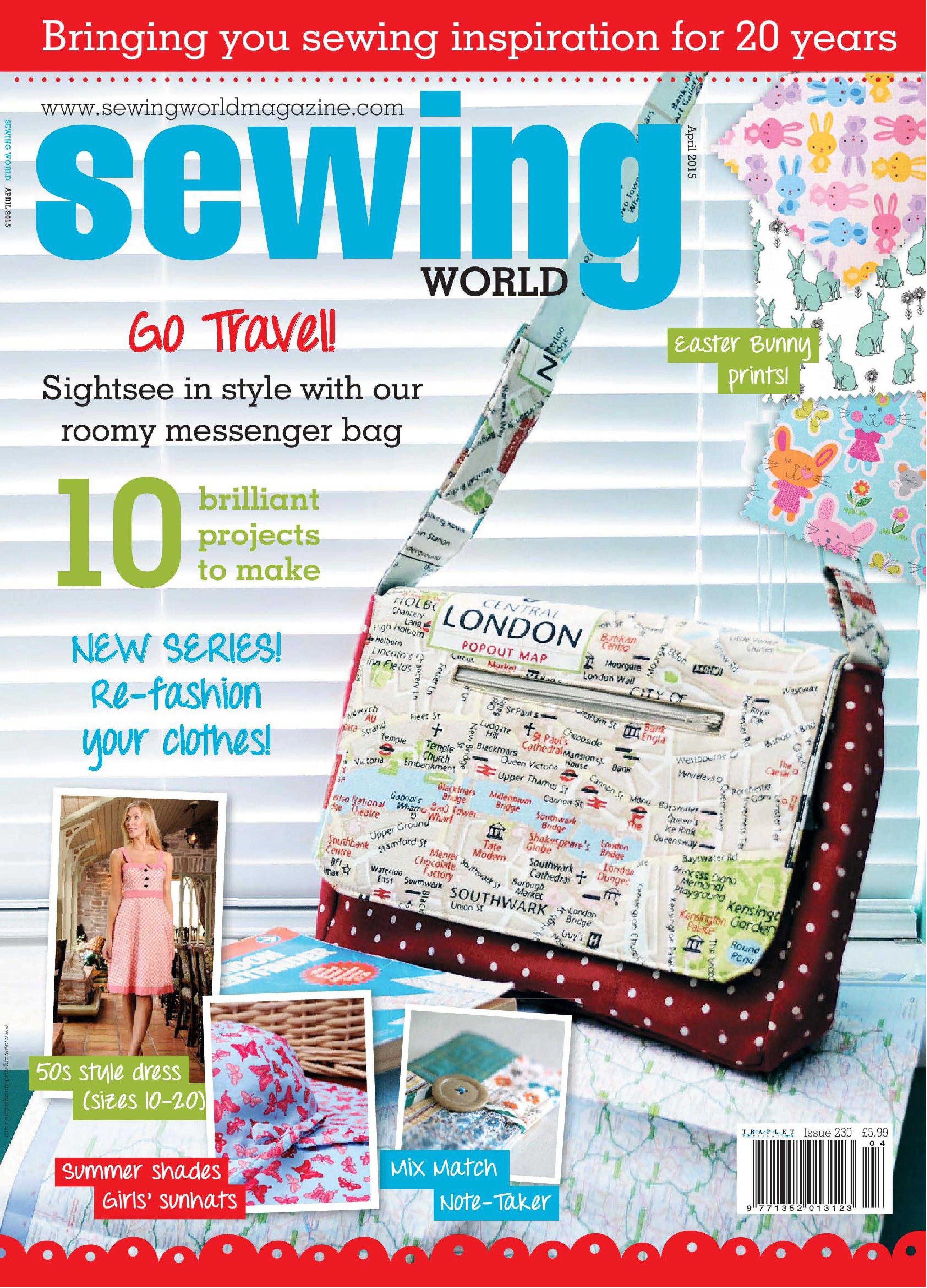 Sewing world april 2015 httpspinterestalguarda sewing world 230 2015 04 jeuxipadfo Choice Image