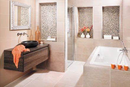 Barok En Modern : Deze complete badkamer van verona is een speelse combinatie tussen