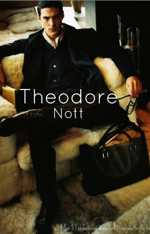 Theodore Nott Jr Of The Notties Theodore Harry Potter Fan Popular 1
