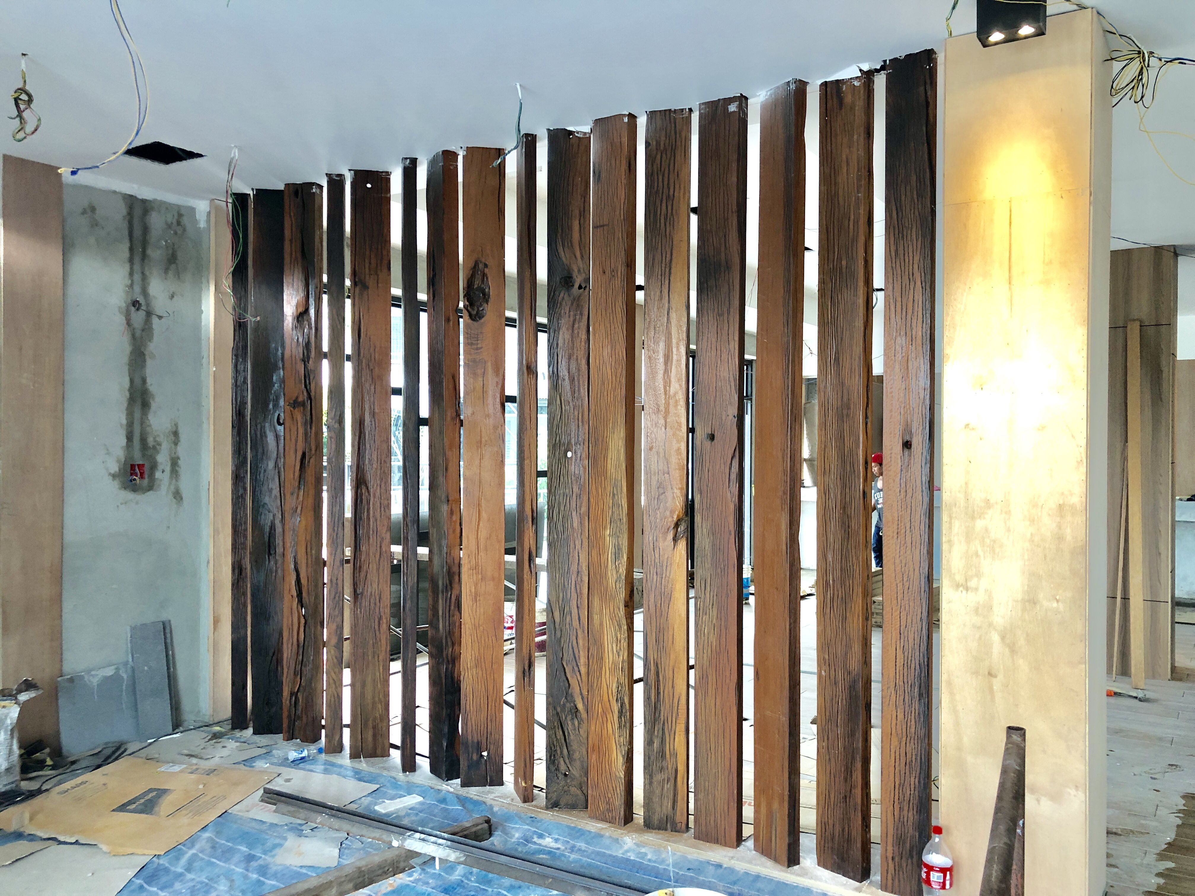 Pin by Stanley Ngu on All things timber Room divider