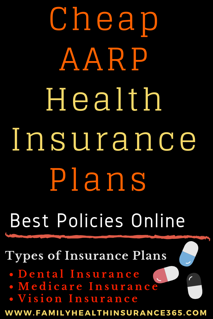 Cheap Aarp Health Insurance Plans Best Policies Online Health