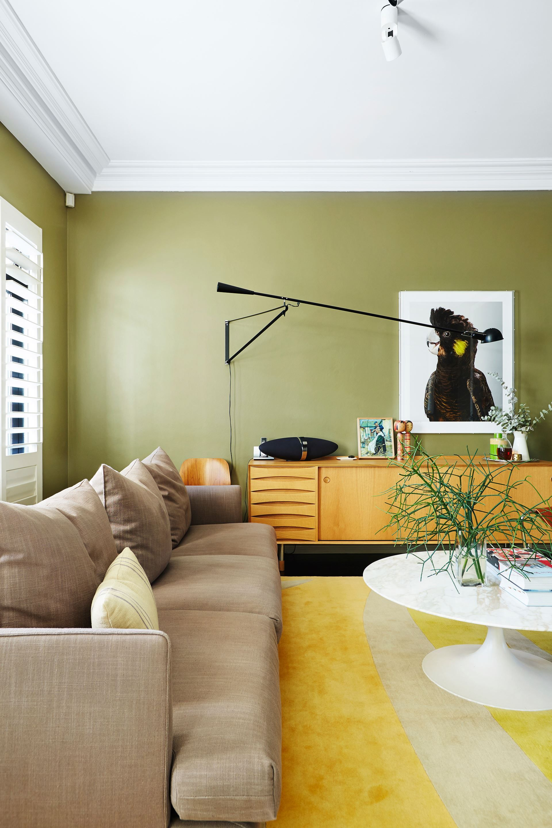 Living Room Timeless Decorating Ideas: Timeless Renovation Of A Sydney Terrace