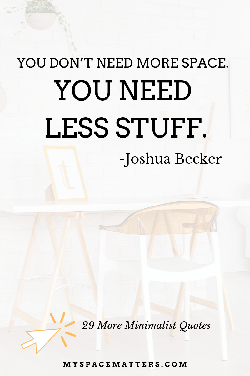 30 Minimalist Quotes in 2020 (With images)   Minimalist ...