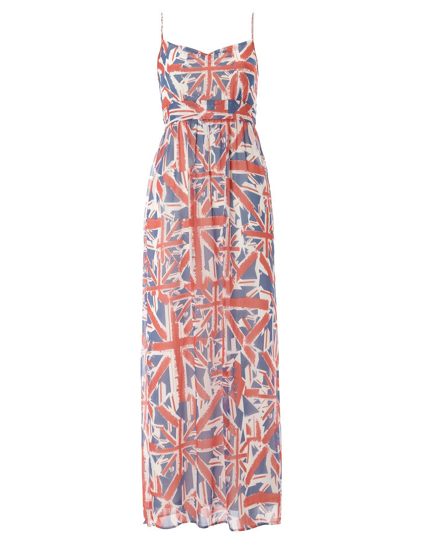 G21 Union Jack Print Dress | Women | George at ASDA | UK | Pinterest
