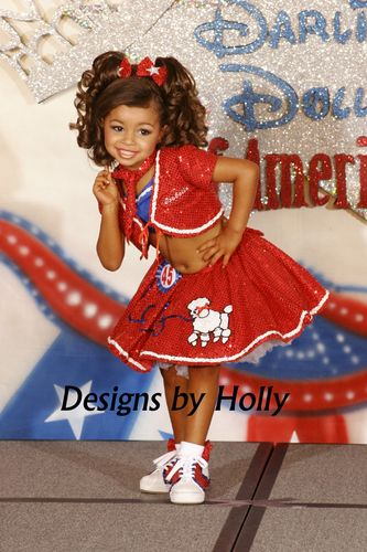 Pageant Outfit of Choice Ideas