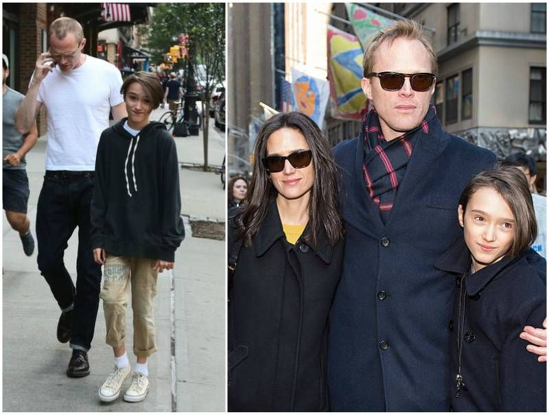 The Family Of The Beautiful American Actress Jennifer Connelly Jennifer Connelly American Actress Jennifer