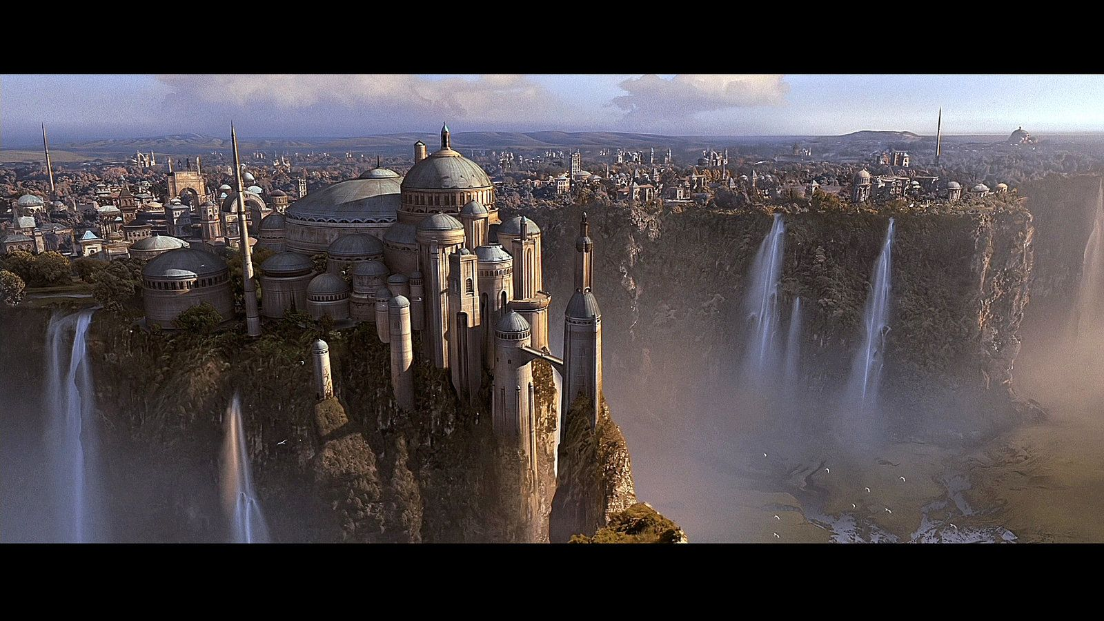 Resultado De Imagen De Theed Naboo Star Wars Wallpaper Star Wars Building An Empire