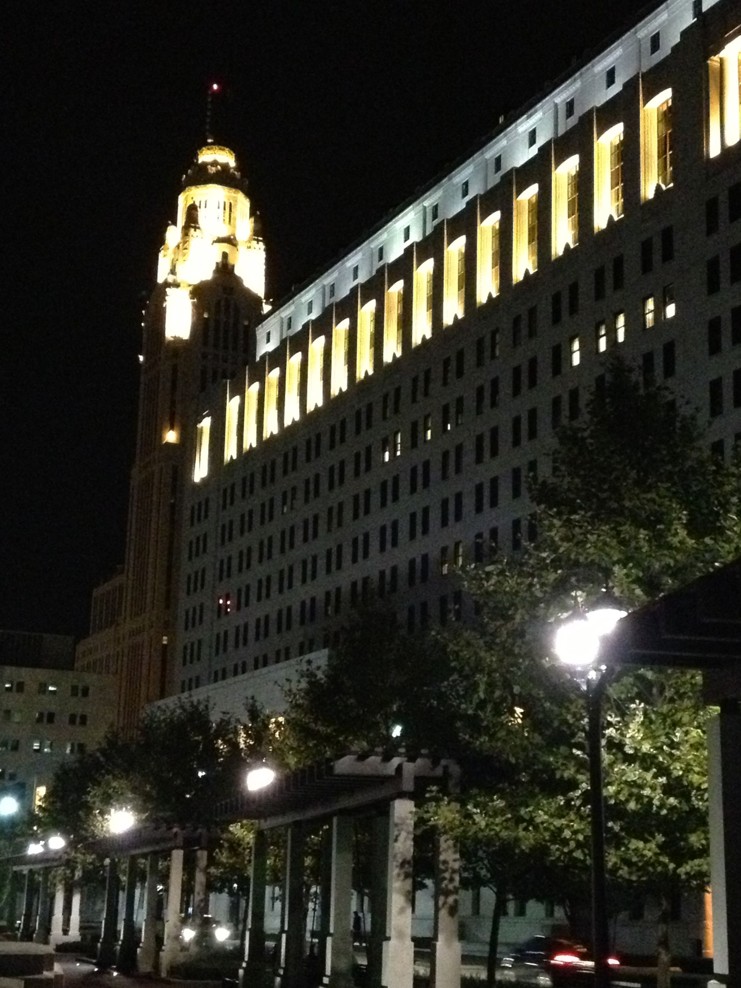 Downtown Columbus Ohio Leveque Tower Building Picture Taken By Echo Wise Downtown Columbus Ohio Ferry Building San Francisco Tower Building