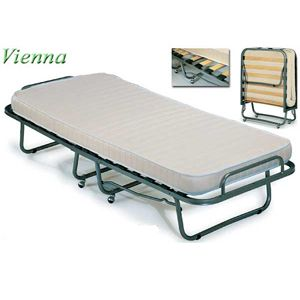 The Vienna Extra Long Bed With Premium Mattress 92355 Lbfs