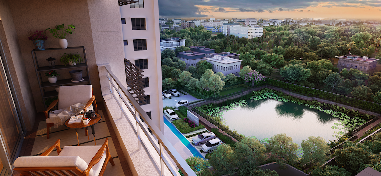 2 BHK Flats in Kolkata Property, Buying property