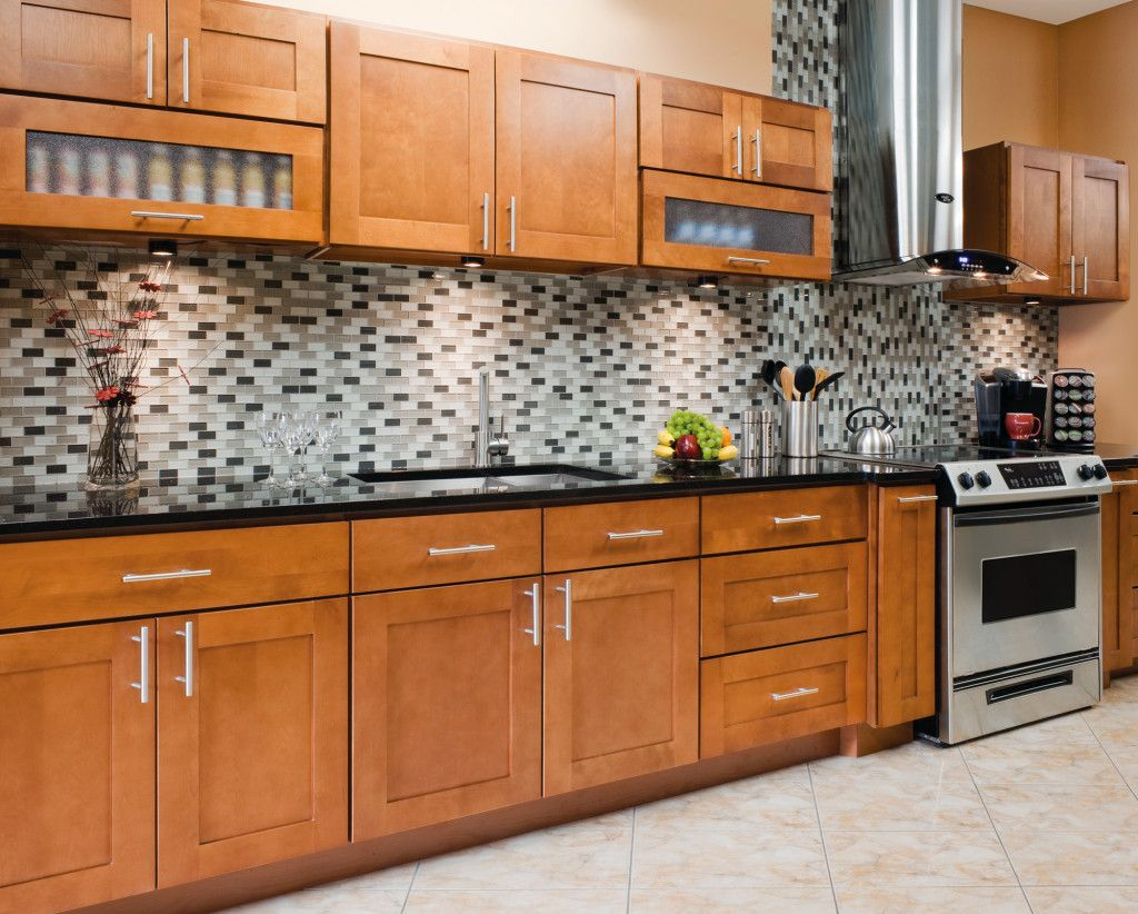 Cherry Cabinet Kitchen Designs For Low Price Kitchens In Stock Cheap Kitchens Rta Kitc Best Kitchen Cabinets Kitchen Cabinet Styles Solid Wood Kitchen Cabinets
