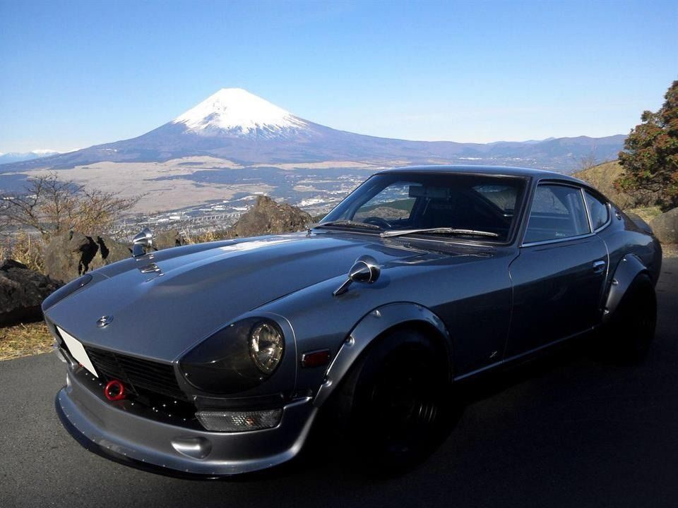 West Coast Datsun Z...yes, it's an obsession!
