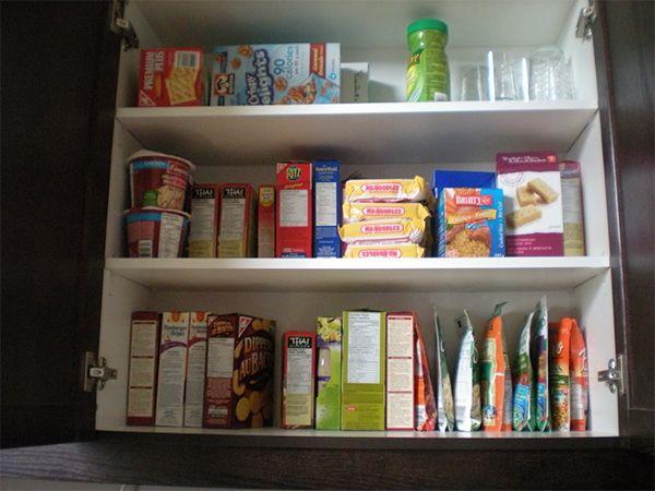 Organizing Your Kitchen Cupboards Kitchen Upgrades Diy Kitchen Easy Diy