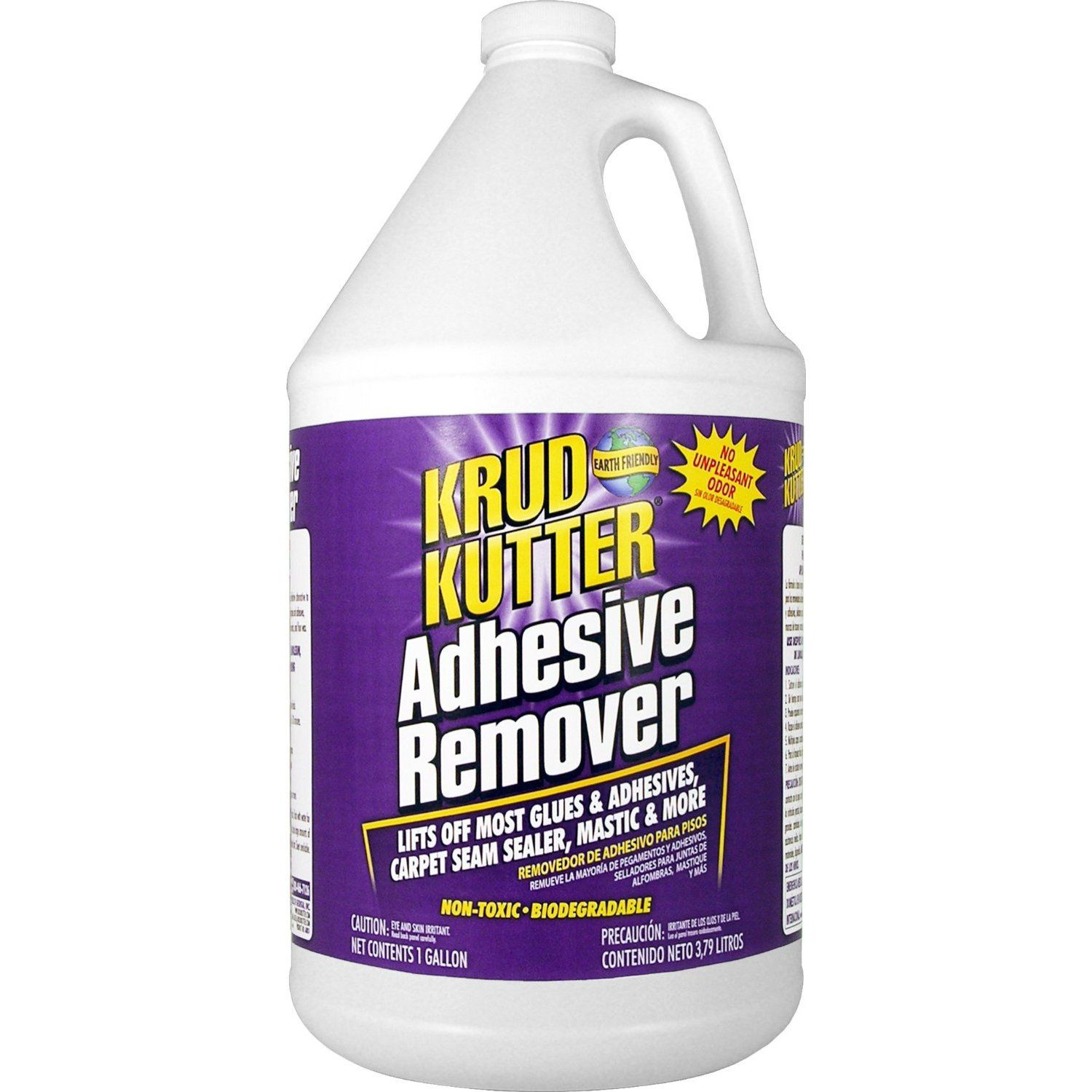 Krud Kutter AR014 Adhesive Remover, 1 Gallon How to