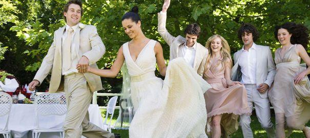 Mariage: cinq idées de jeux pour animer la soirée