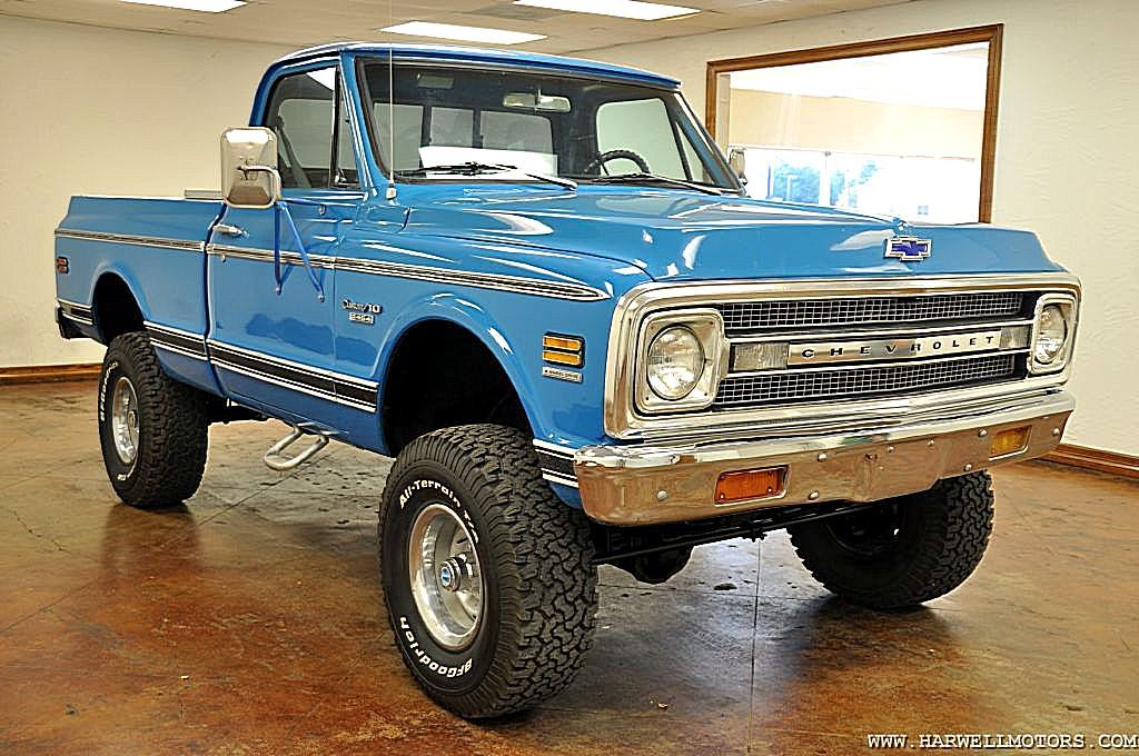 1970 K10 | K-Chevy 4x4 | Pinterest | Chevy and Cars