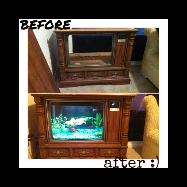 Convert old tv