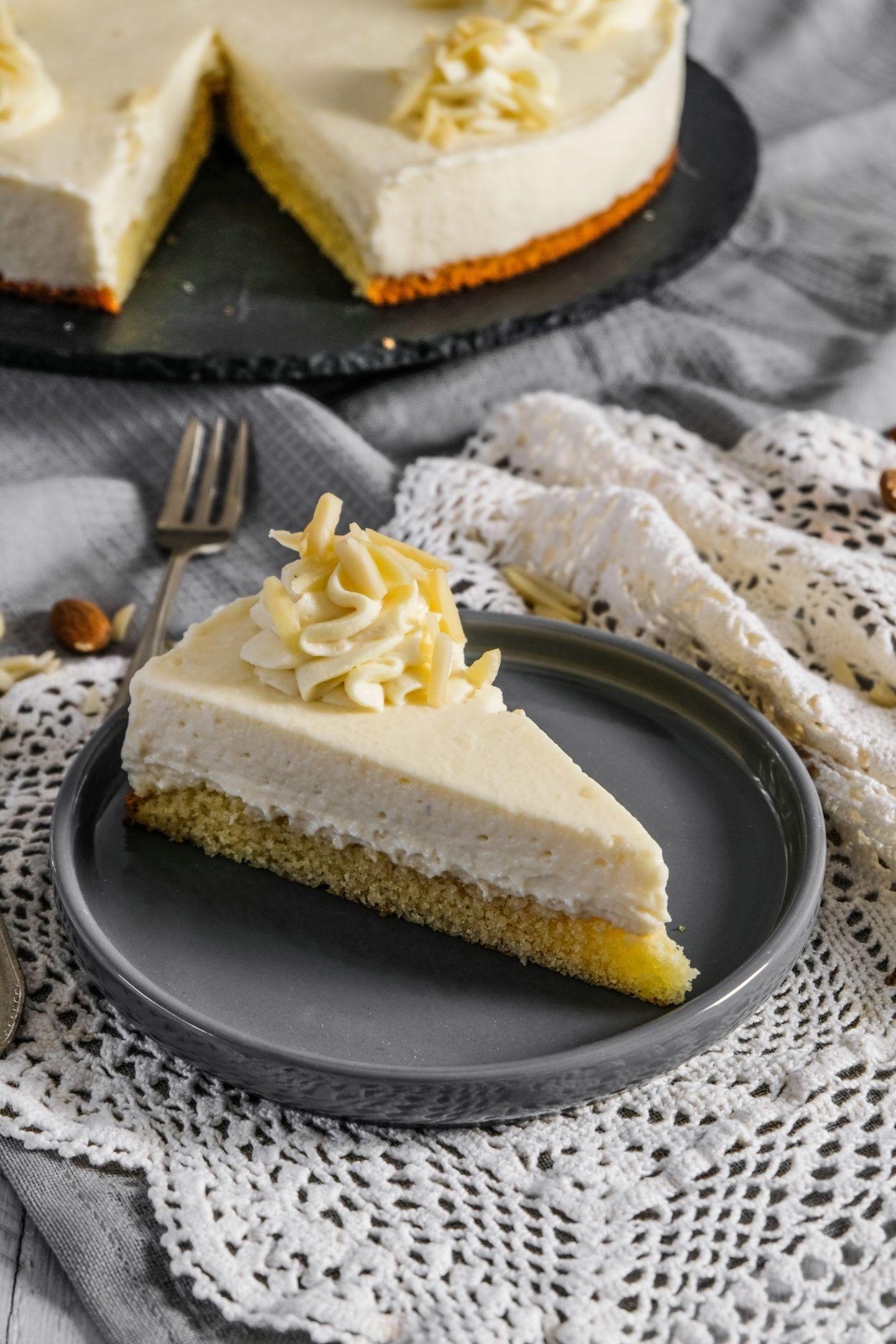 Mandel Marzipan Kuchen | Kuchen zutaten, Kuchen mit