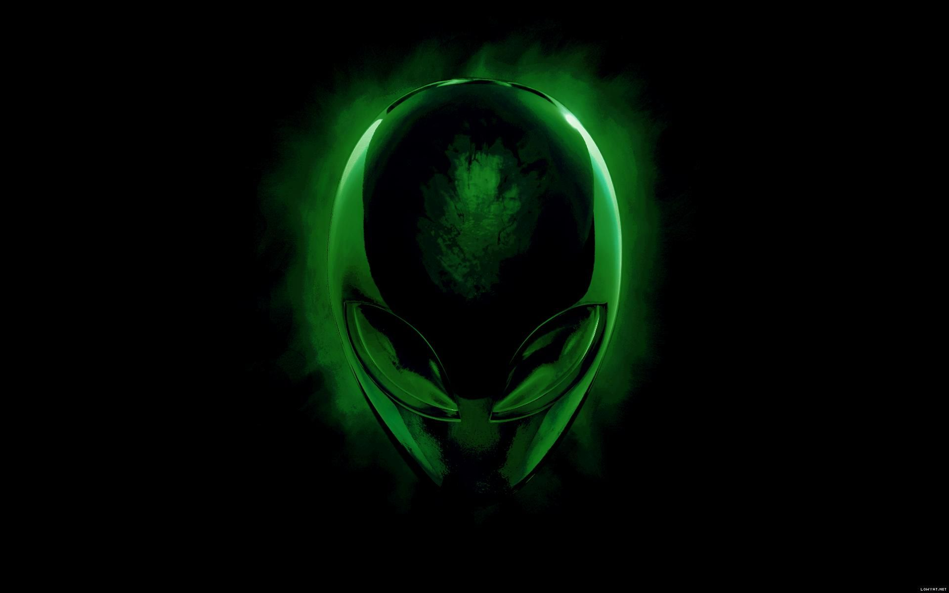 Alienware Green Wallpaper