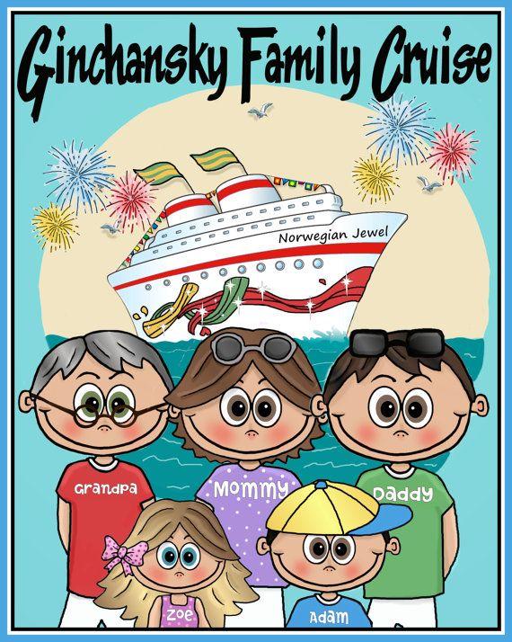 Matching Family Cruise Shirt Family Cruise Shirts
