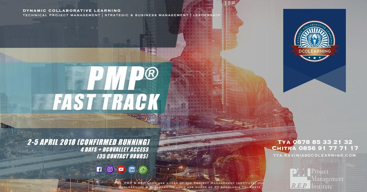 pmp fast track training, jakarta #professional #project #management