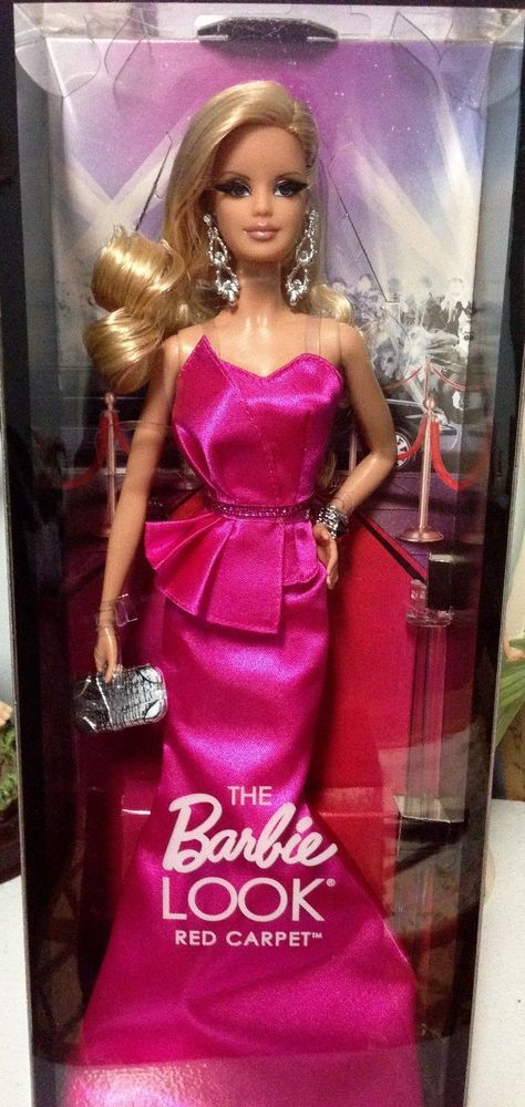 Barbie Collector Black Label Barbie Look On The Red Carpet Fashion Other Contemp. Barbie Clothing