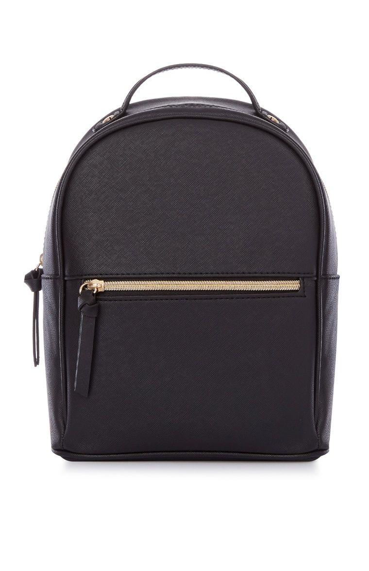 0be1722ae Primark - Mochila preto | moda em 2019 | Primark bags, Bags e ...