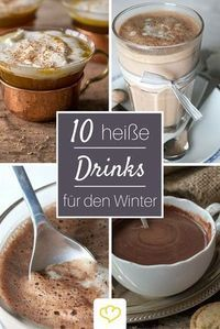Photo of 22 hot and cold drinks for winter