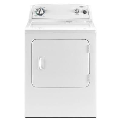 Whirlpool 7 0 Cu Ft Electric Dryer In White Wed4800xq At The Home Depot Electric Dryers Gas Dryer Whirlpool Dryer