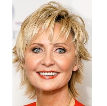 Hairstyles For Women Over 50 And Overweight Celebrity