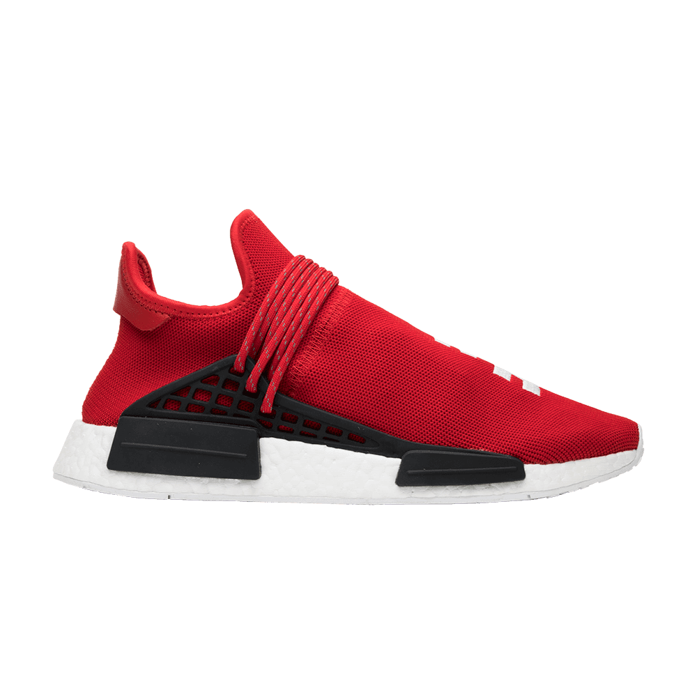 sports shoes 5d0d1 d6293 Pharrell x NMD Human Race 'Red' in 2019 | Shoes | Fashion ...