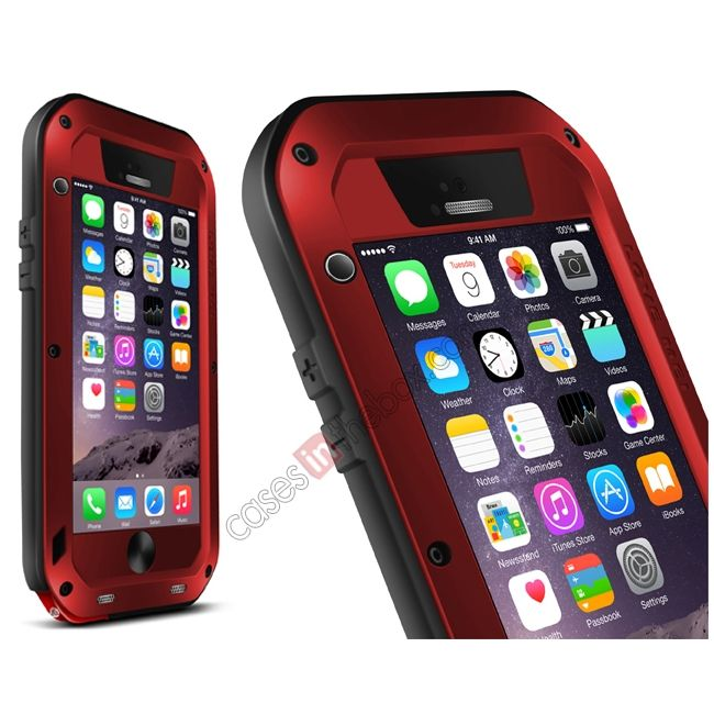 For Iphone XS Max Case Waterproof Cover For Iphone XR Aluminum