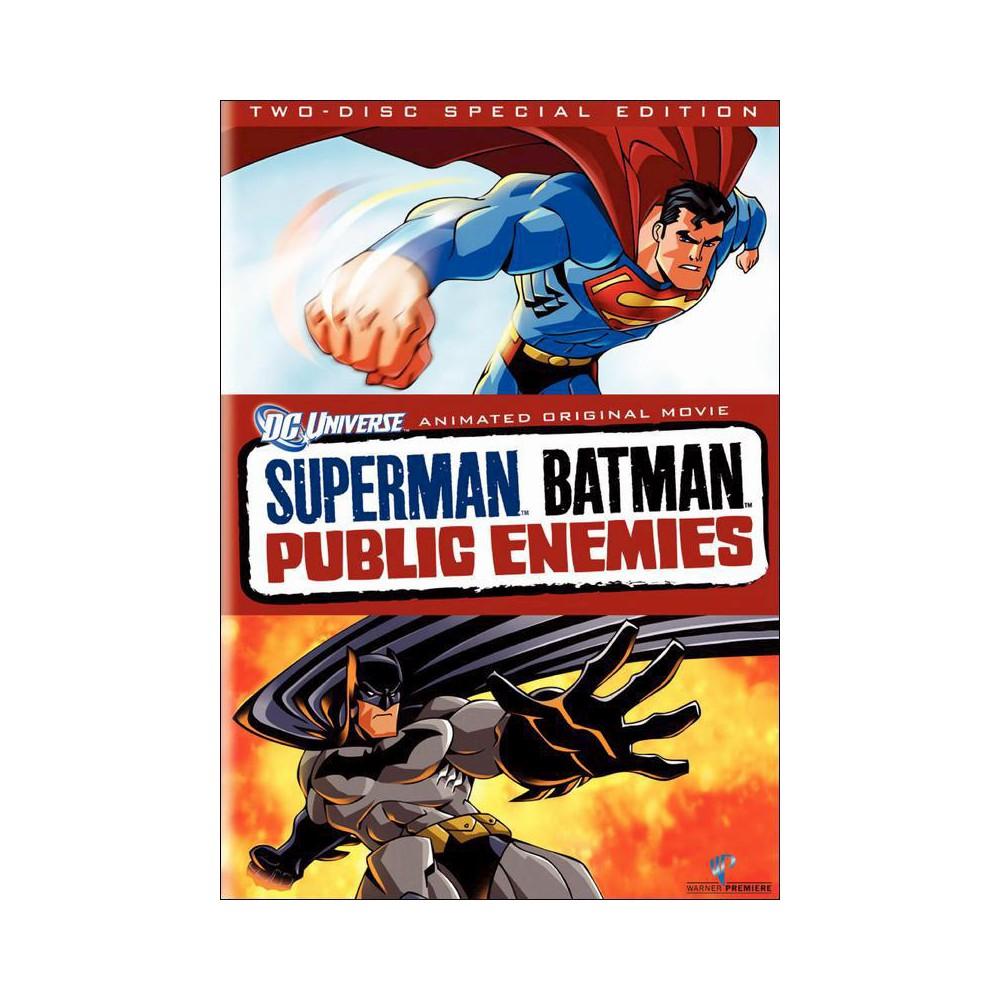 PUBLIC VF TÉLÉCHARGER SUPERMAN BATMAN ENEMIES