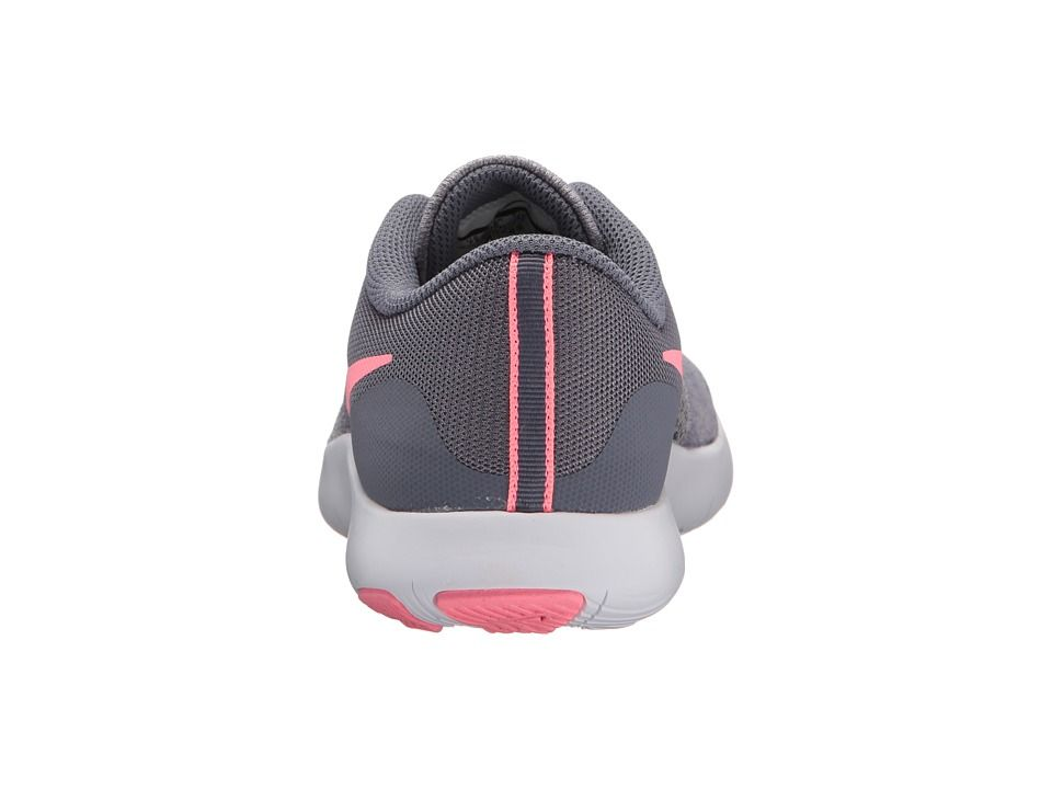 ad9a6b639cb79 Nike Kids Flex Contact (Big Kid) Girls Shoes Light Carbon Sunset Pulse