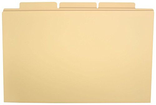11x17 Manila Filing Folder Pack Of 60 Manila 563047 Filing System Hanging File Folders Folders