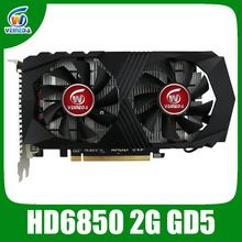 Us 76 99 100 New Graphics Cards Veineda Hd6850 2gb Gddr5 Stronger Than R7 350 2gb Card For Amd Radeon Gamings Aliexpress Pro