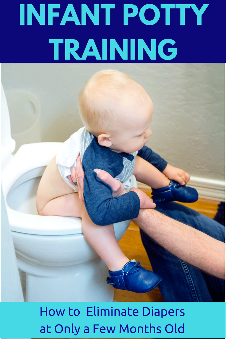 Infant Potty Training/Elimination Communication: What It Is and How ...