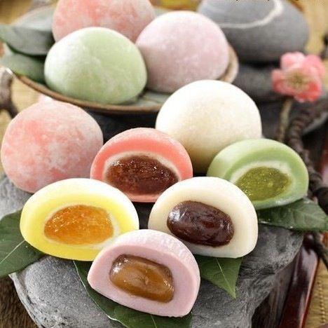 How To Make Mochi Wrapped Ice Cream Mochi Ice Cream Asian Desserts Food