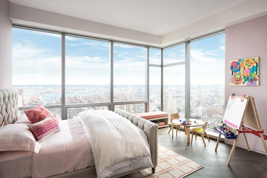 Gisele Bundchen Tom Brady Condo Apartment New York City 2017 Child Room
