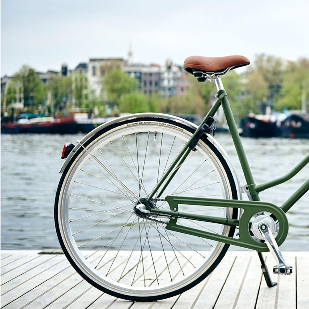 Roetz Bikes On Instagram Ladies Bikes New Color In Army Green