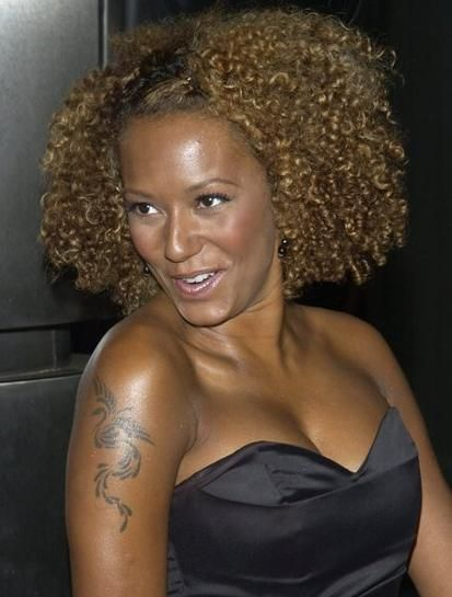 Mel B Scary Spice S 3c Hair Curated By Diaspora Hair