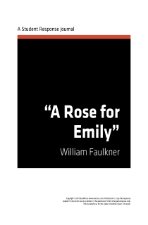a rose for emily lesson ideas
