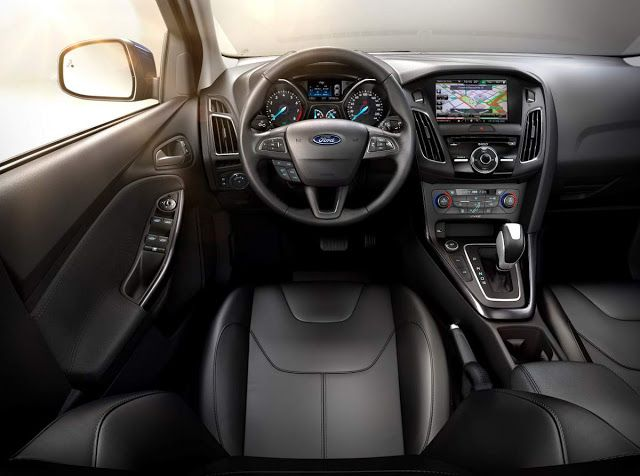 Novo Ford Focus 2016 Precos E Itens Das Versoes Brasil Ford