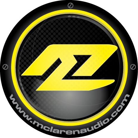 Mc Laren Sound Systems Logo... Mc