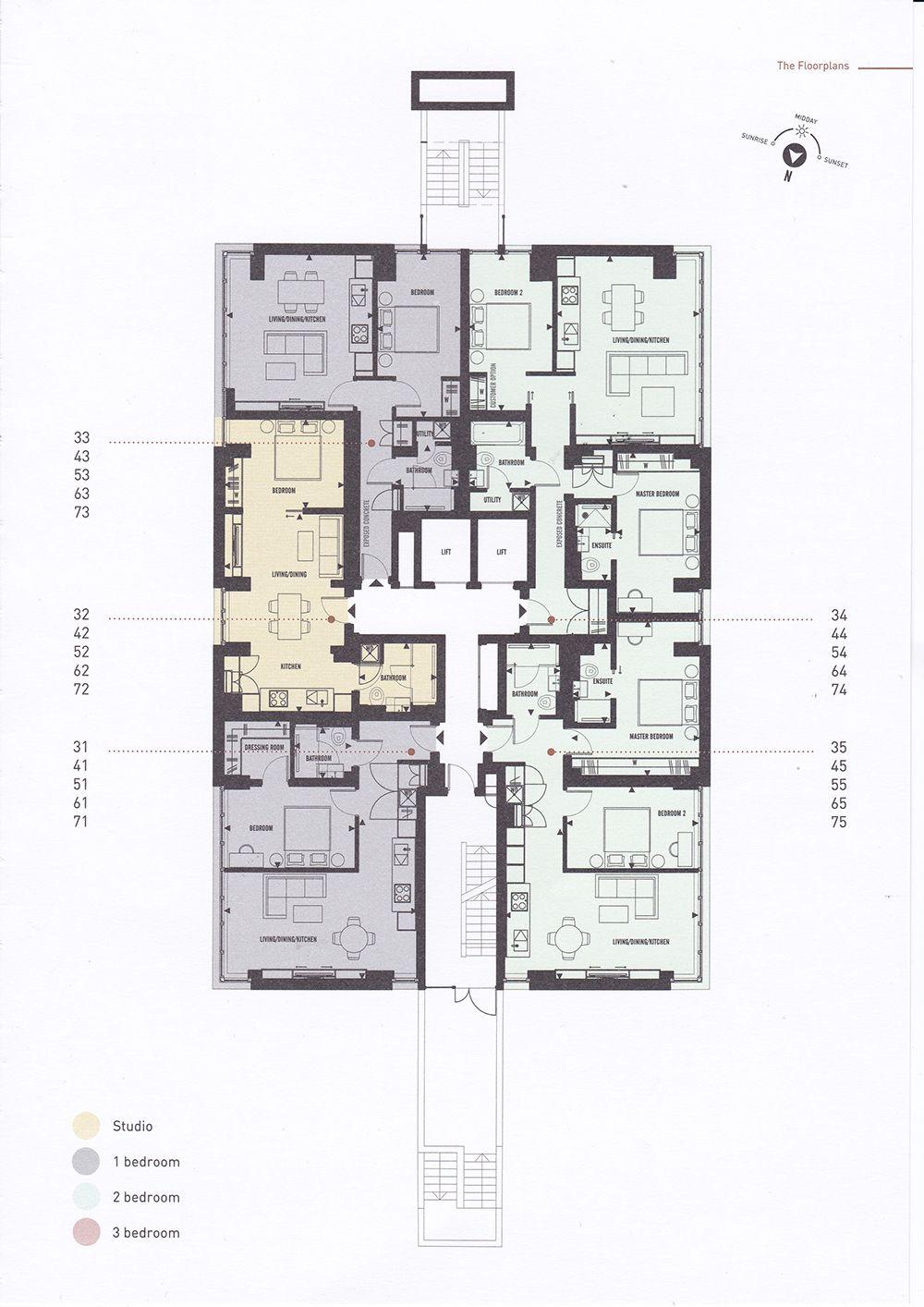 Blake Tower, London, Floor Plan | Castles | Pinterest | Tower and ...