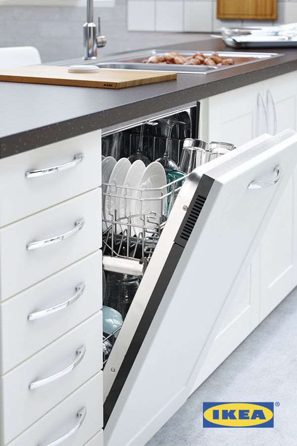 Using A Dishwasher Is A Great Way To Save Water Compared To Doing