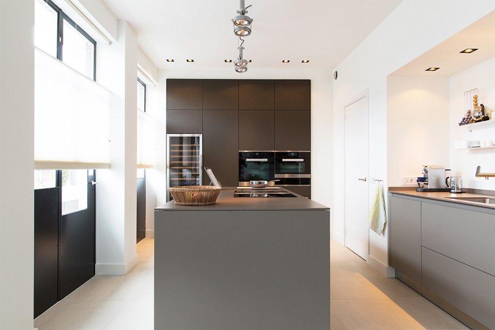 Bloem en lemstra architecten project verbouwing appartement