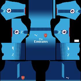 meet 2607a b5093 Kits/Uniformes para FTS 15 y Dream League Soccer: Kits ...